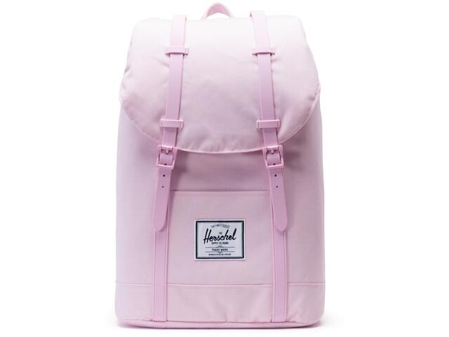Herschel Retreat Sac à dos 19,5l, pink lady crosshatch
